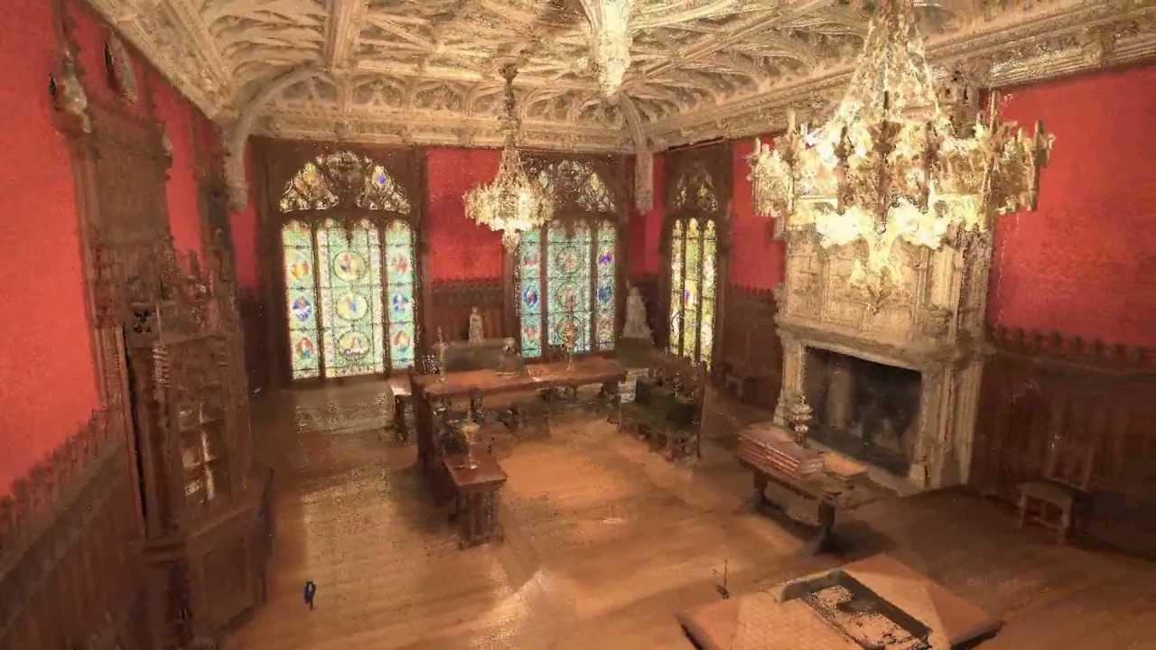 Watch on Vanderbilt Marble House Interior