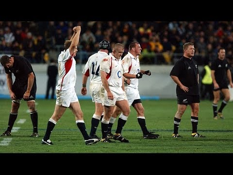 How to win in New Zealand: England 2003