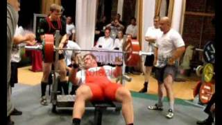 "Kirill Sarychev   ""Battle of Champions"" RAW Bench Press"