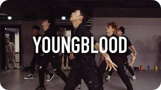 Download Youngblood  5 Seconds Of Summer  Koosung Jung Choreography