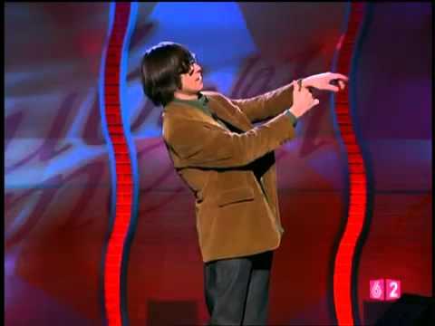Luis Piedrahita en El Club de la Comedia