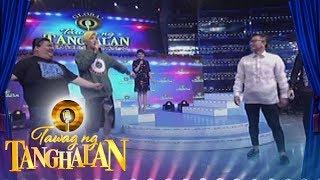 Tawag ng Tanghalan: Jhong's hips aches when Vice Ganda makes him dance.