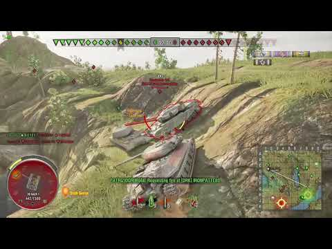 World of Tanks Xbox one Object 252U Defender 1 Kill