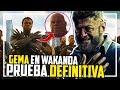 MENSAJE OCULTO en BLACK PANTHER - ¿GEMA del ALMA en Wakanda?