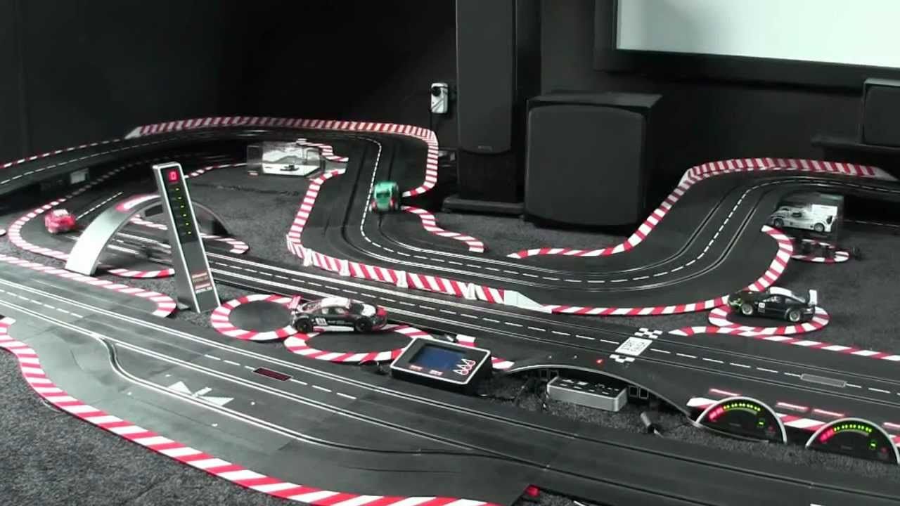 Carrera Cars Race Track