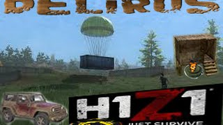 H1Z1:Just Survive/Base Patlatma ve Airdrop Kovalama/Bölüm #3