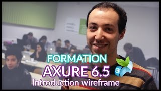 TUTORIEL DESIGN - Introduction Wireframe AXURE 6.5