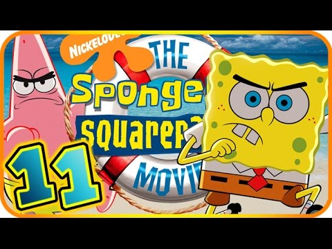 The spongebob squarepants movie pat 2