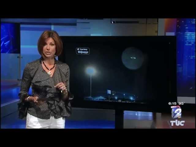 UFO Over Houston TX Sways Public Opinion - KPRC