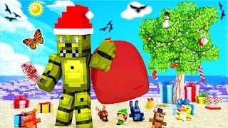 Minecraft - FNAF Island Resort - SPRINGTRAP