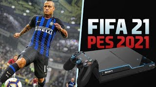 FIFA E PES NO PLAYSTATION 5 | COMO SERÁ? TRAILER DE CONCEITO