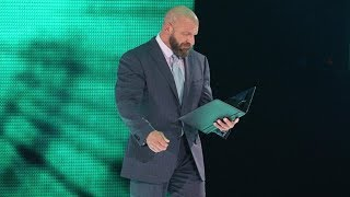 Download WWE BREAKING NEWS Triple H NEW SmackDown LIVE General Manager WWE 2017 3Gp Mp4