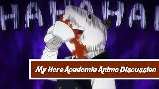 My Hero Academia Anime Discussion
