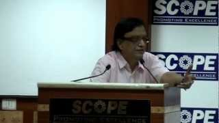 Prof. S S Mantha, Chairman AICTE at Engineers' Day 2012