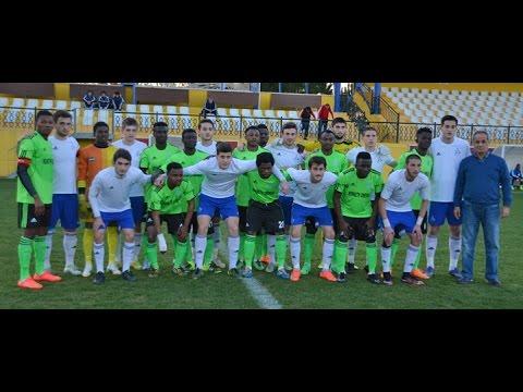 Dinamo/res/ 1:0 Ghana JK Soccer Academy