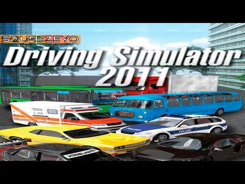 Driving Simulator 2011 - First Look HD PC Game
