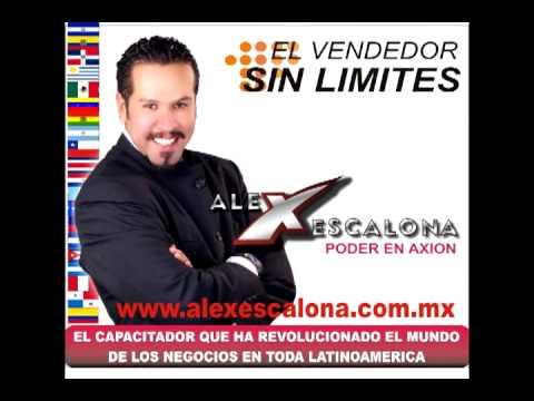 TECNICAS DE VENTAS - ALEX ESCALONA -