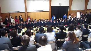 2014/4/7 H26年度入園式