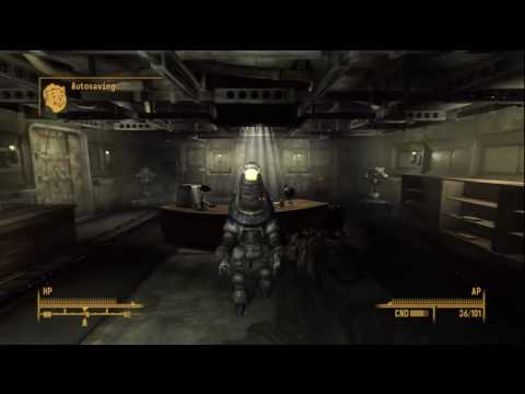 Fallout 3: Stealing Independence - Button Gwinnett