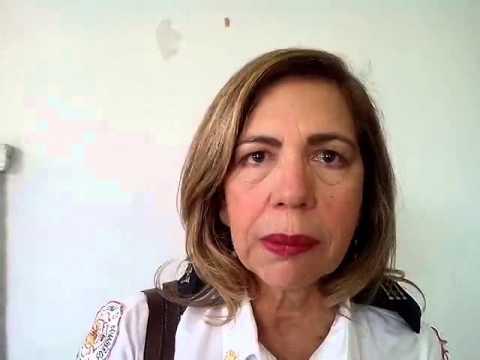 """Lourdes Peña del Cuerpo de Bomberos en el Magdalena habla de la """"tasa bomberil"""""""