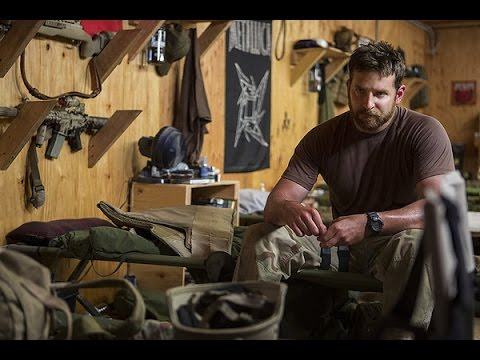 American Sniper (Starring Bradley Cooper) Movie Review