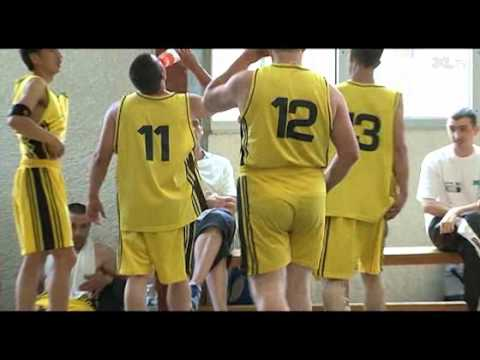 Championnat de France de Basket sport adapté