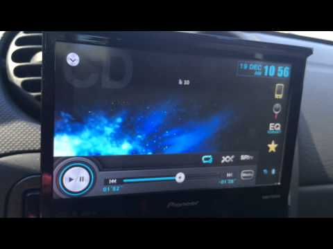 Pioneer AVH-X7500BT and SPH-DA210 AppRadio 3 In-Dash Car Stereo Review