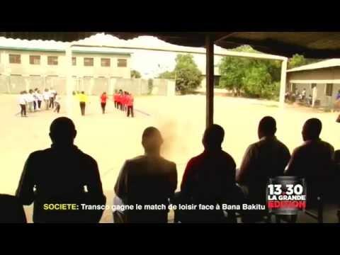 Journal de Bibish Nguwa, Edition 18 Aout 15 Congo News