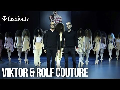 Viktor & Rolf Couture Spring/Summer 2014 | Paris Couture Fashion Week | FashionTV