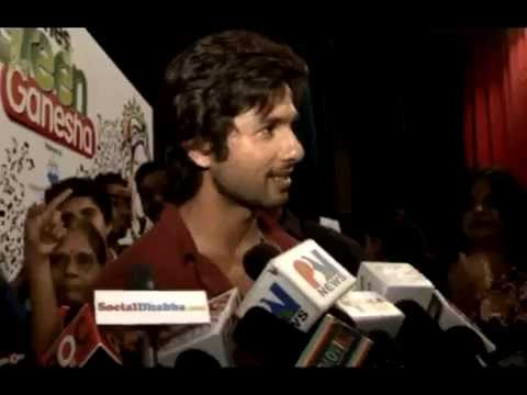 Shahid Kapoor's Diplomatic Statement on Hrithik Roshan