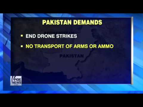 Pakis Agree to Reopen NATO Supply Routs? Drones On Pashtuns:'Punjabi ISI Old Agenda'