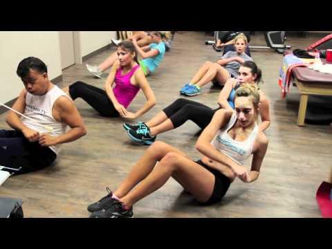 Joelchris.tv Fit Club Workout Video # 4 Beachbody Insanitycardio Abs video