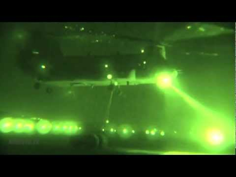 CH-47 Chinook Night Operations