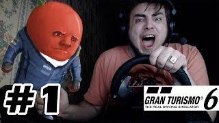 Прокатимся в Gran Turismo 6 [Руль Logitech g27] - #1