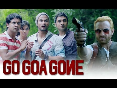 Go Goa Gone Official Trailer | Saif Ali Khan Kunal Khemu Vir...