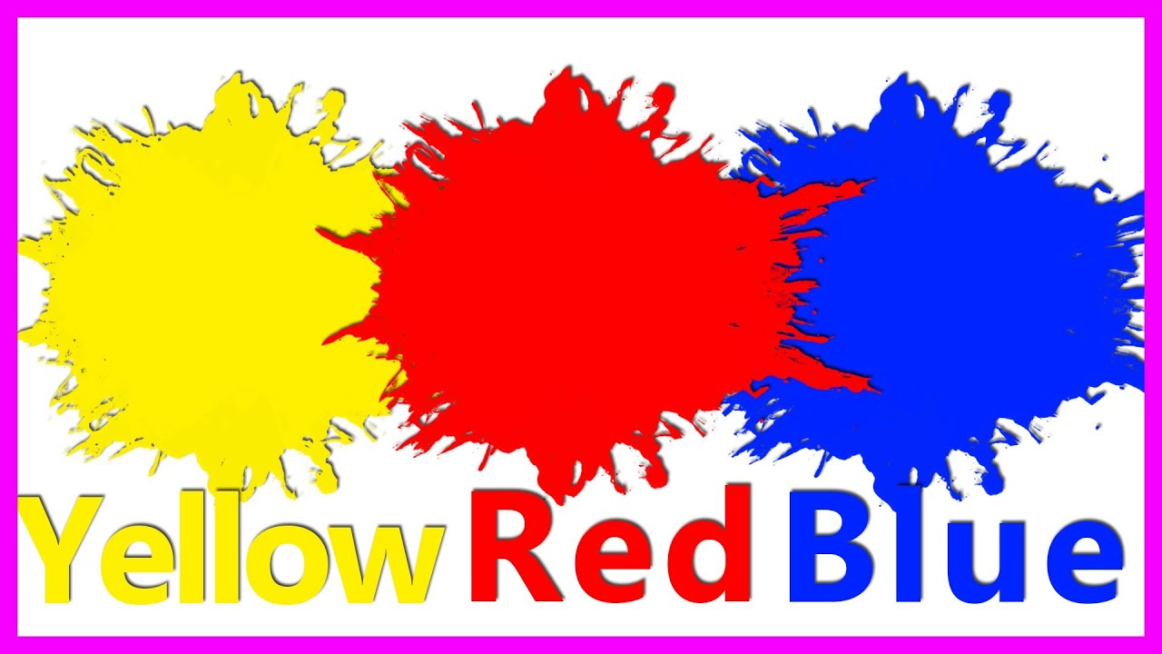 Super Simple Learning Colors Learn Basic Colours for Kids ...