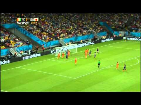 Ivory Coast Japan 2014 World Cup Full Game ITV Cote D'Ivoire