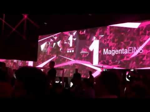 IFA 2014 - Deutsche Telekom stellt MagentaEINS vor