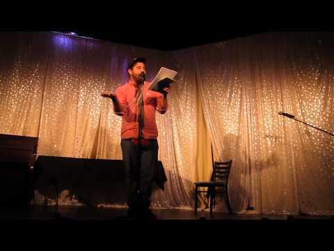 "Music video Cirque Du So Drunk 2014 - Featured Poet Sam Sax performing ""Uncomfortable Quiche"" - Music Video Muzikoo"