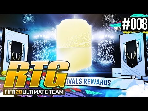 MY FIRST RANK 1 RIVALS REWARDS! - #FIFA20 Road to Glory! #08 Ultimate Team