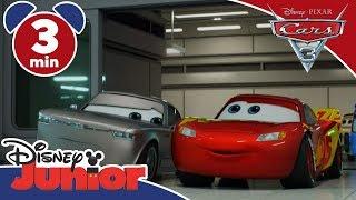 Cars 3   Racing Sports Network - I super replay - simulatore di guida