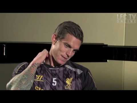 Daniel Agger The New Vice Captain