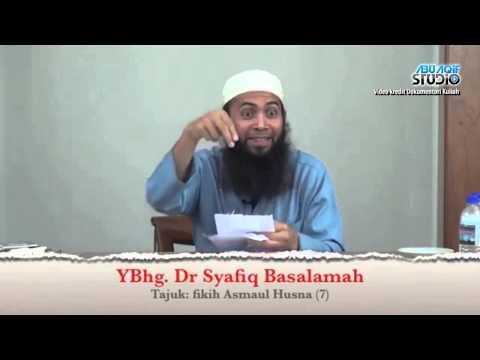 Dr. Syafiq Reza Basalamah - Fikih Asma'ul Husna 7-7