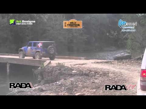 Ruta 6 Rally frontera Aventura RD 2015