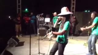 VIDEO: Haiti CARIFESTA - DJAKOUT #1 Live Gelee Beach Aux Cayes