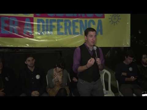 Juntos Podemos Fazer a Diferença: Glenn Greenwald