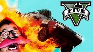 GTA 5 Funny Moments #1: LAUGHING TOO HARD!!