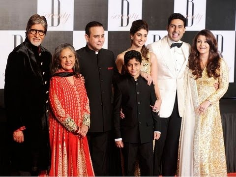 Amitabh Bachchan's 70th Birthday Bash - Uncut
