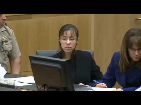 Jodi Arias Penalty Phase - Day 1 - Part 3