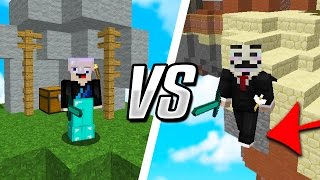THE BEST HACKER EVER!.. (Minecraft MONEY WARS)